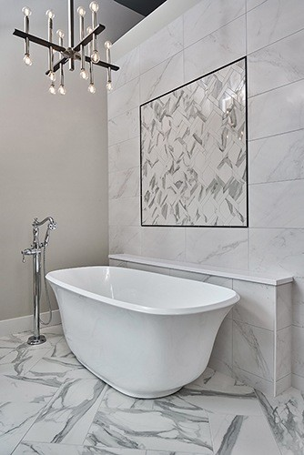 Tile Design Ideas for Your Kitchen or Bathroom Remodel