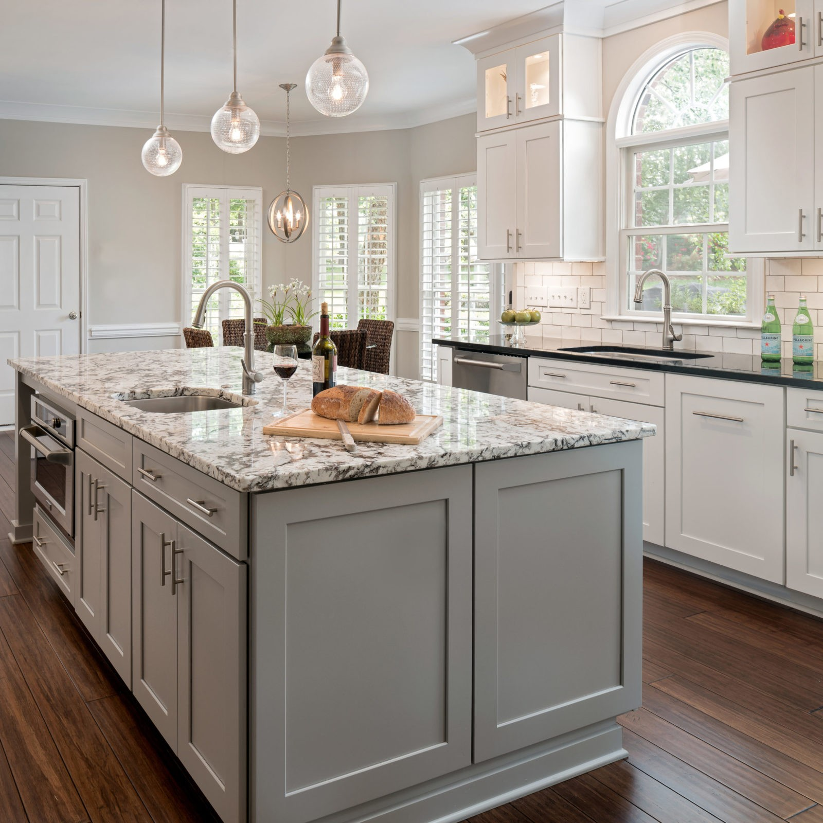 gray-and-white-shaker-style-kitchen