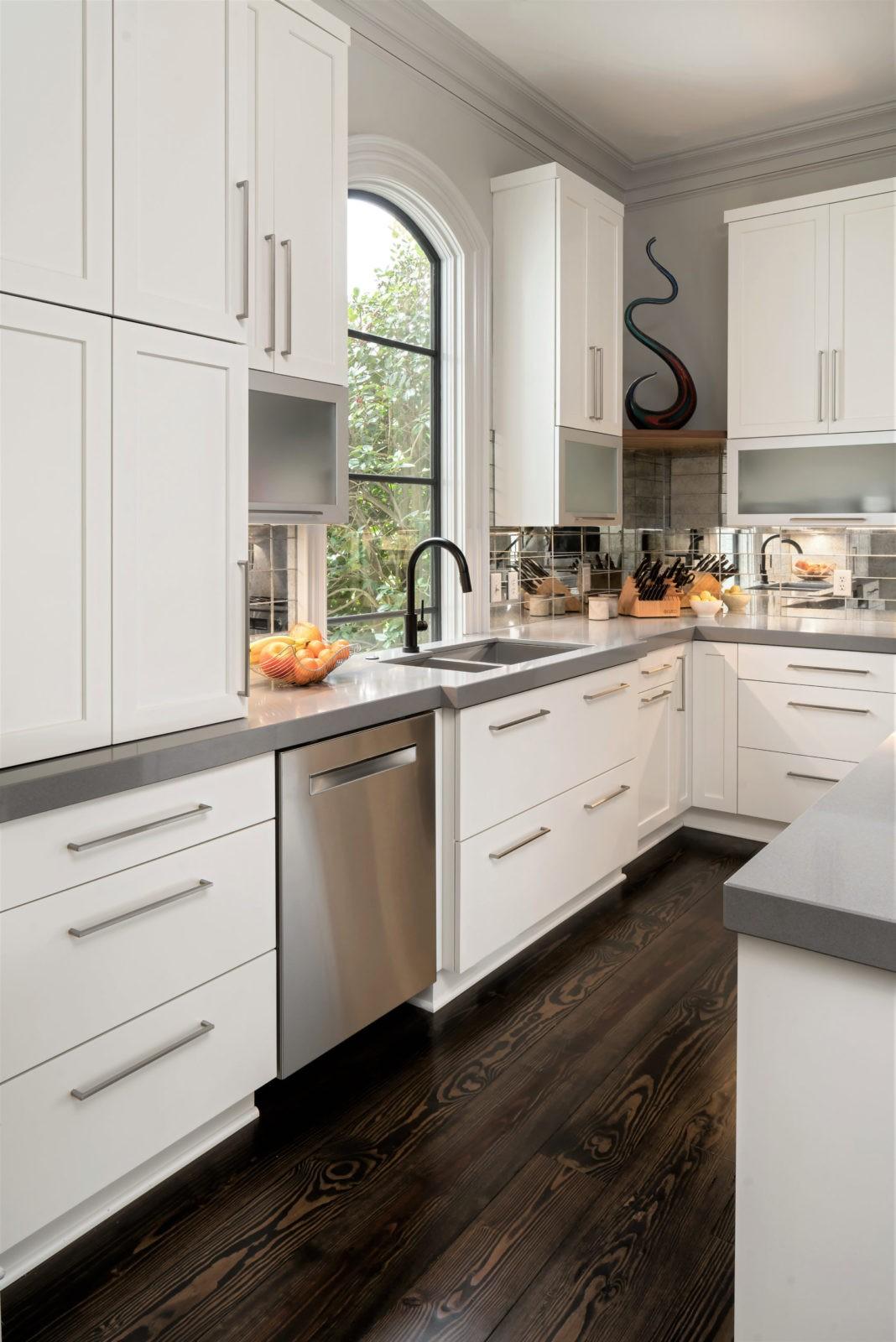 kitchen-sink-in-front-of-window-kitchen-storage