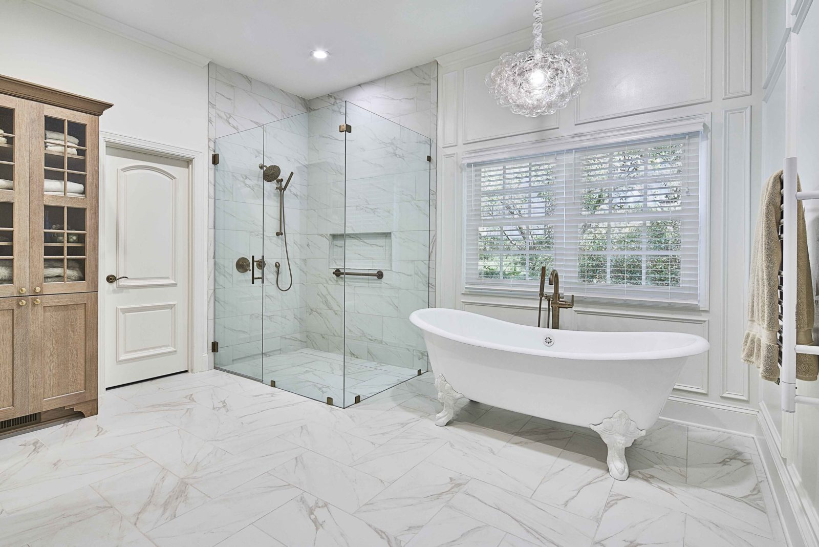 bathroom-remodel-revision-design-curbless-shower-and-clawfoot-tub