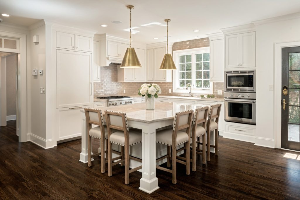 What's the Best Kitchen Design for a Growing Family?