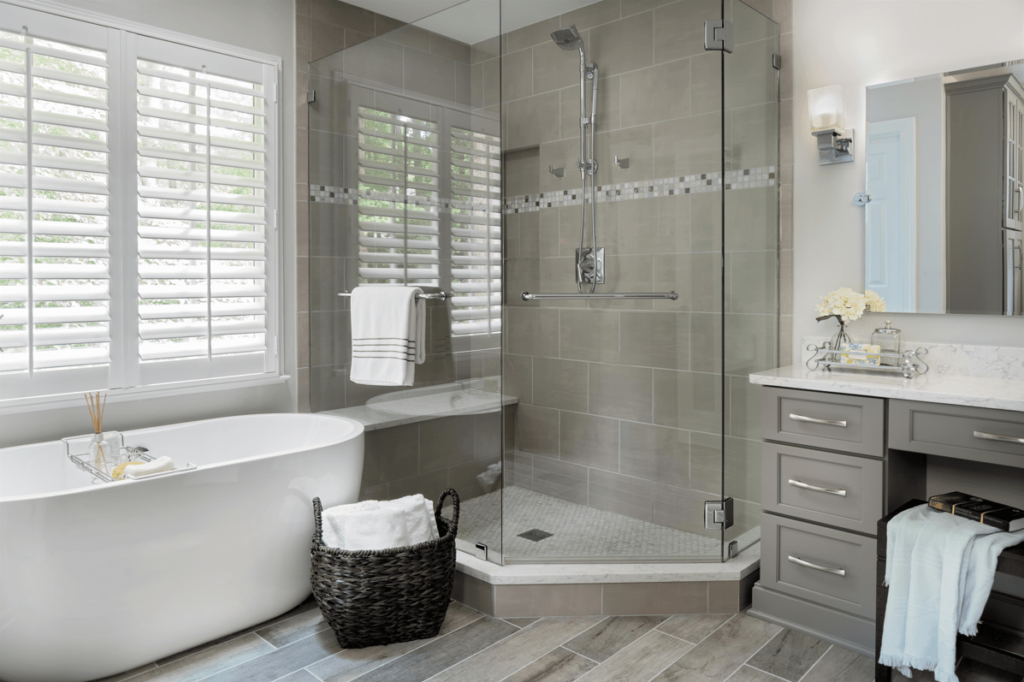 ReVision Charlotte NC Bathroom Remodel to Increase Home Resale Value