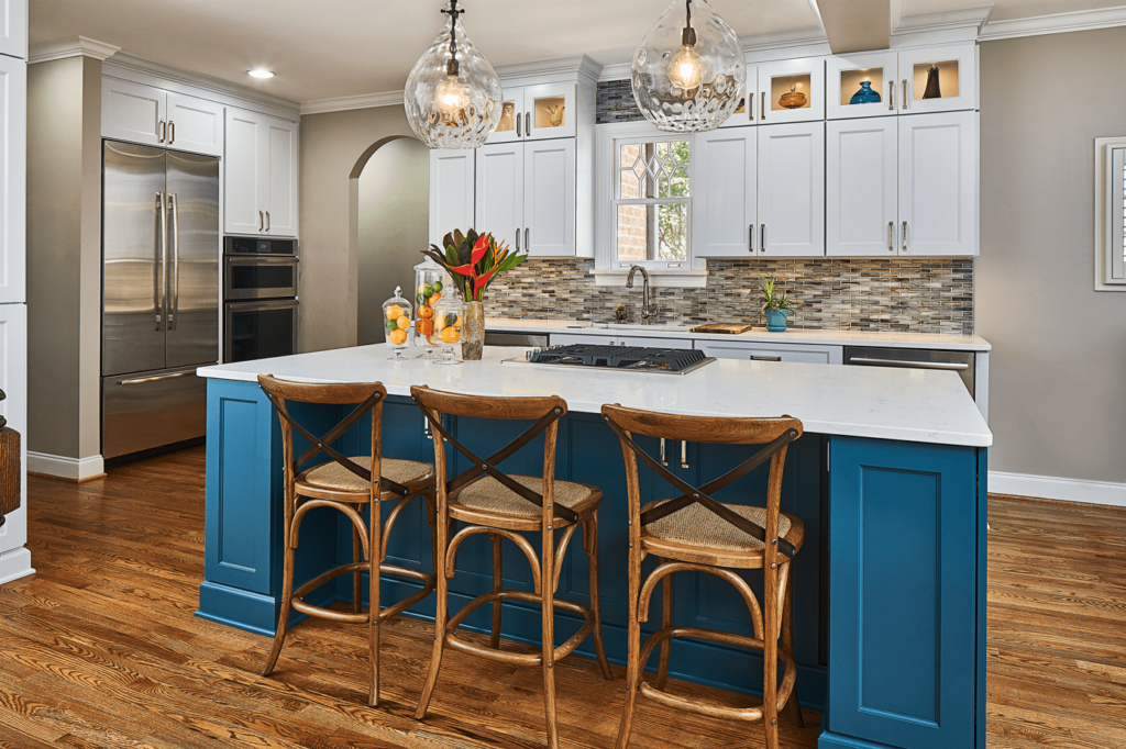 Whole home remodeling phases ReVision Charlotte NC